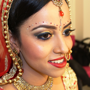 Bridal Make Up Services