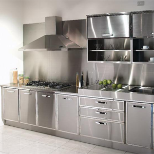 Mild Steel Kitchen