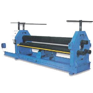 Pyramid Type 3 Roll Plate Bending