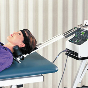 Cervical Traction Therapy
