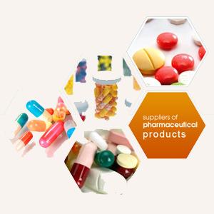 Suppliers of PCD Pharma