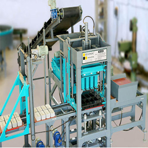 Suppliers of Fly Ash Brick Machine
