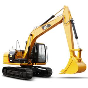 Medium Excavators
