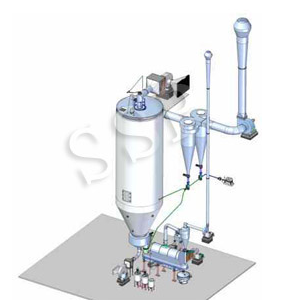 Manufacturer of Industrial Spray Dryer