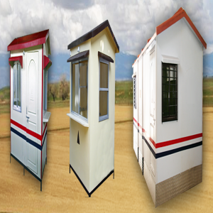 Portable Cabins Supplier