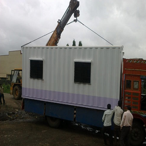 Exporter of Portable Cabin