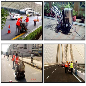 Manufacturers of Road Marking Machine