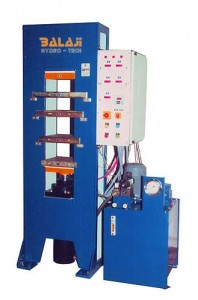 Manufacturer of Rubber Molding Press