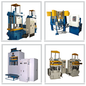 Suppliers of Rubber Molding Press