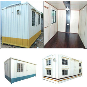 Portable Cabin Exporters