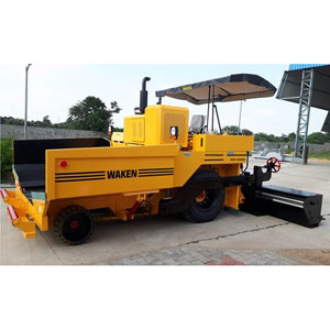 Road Construction Machine Exporter