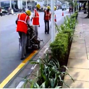 Exporters of Road Marking Machine