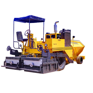 Manufacturer of Road Construction Machines