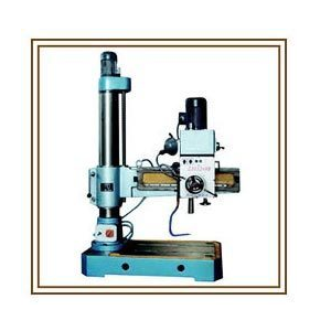 Manufacturer of Radial Drilling Machine