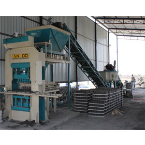 Exporters of Fly Ash Brick Making Machine