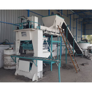 Paver Block Making Machine Manufacturer
