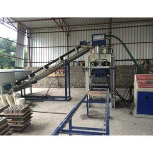 Fly Ash Brick Machine Exporters
