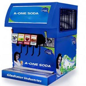 Manufacturer of Soda Machine