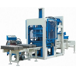 Supplier of Fly Ash Brick Making Machine