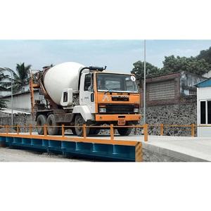 Exporter of Weighbridges
