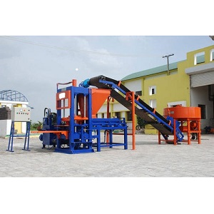 Supplier of Fly Ash Brick Machine