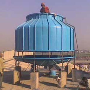 FRP Cooling Towers Manufacturer
