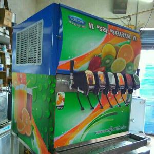 Manufacturers of Soda Machine