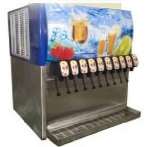 Exporter of Soda Machine