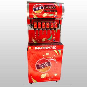 Suppliers of Soda Machine