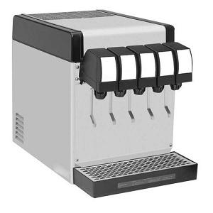 Soda Machine Exporter