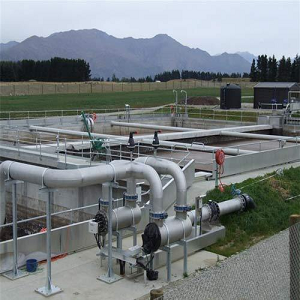 Wastewater Treatment Plants Manufacturer