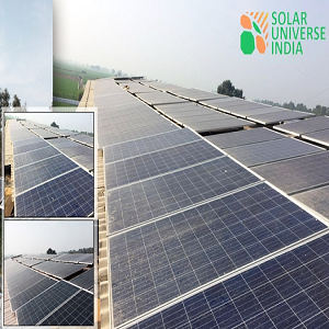 Solar Power Plants Manufacturer