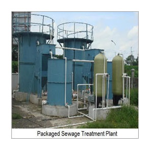 Suppliers of Sewage Treatment Plants