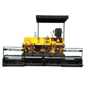 Paver Finisher Machine