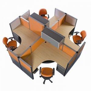 Modular Office Furniture Supplier