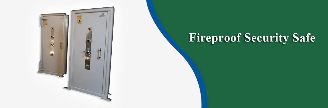 Fireproof Security Safe