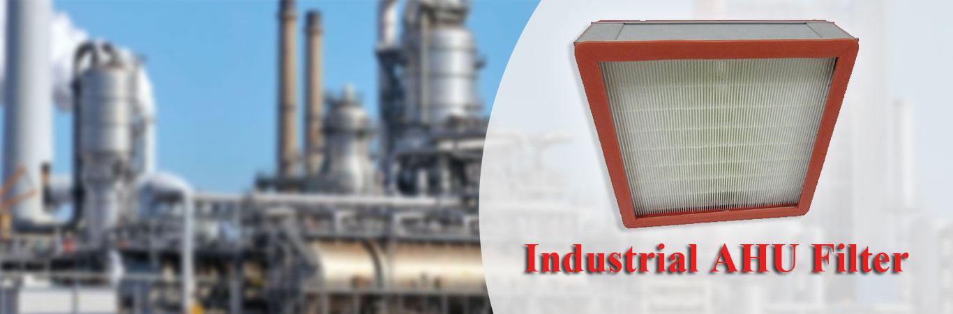 Industrial AHU Filter