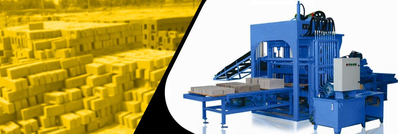 Hydraulic Fly Ash Brick Machines