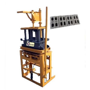 Vibrator Brick Machine