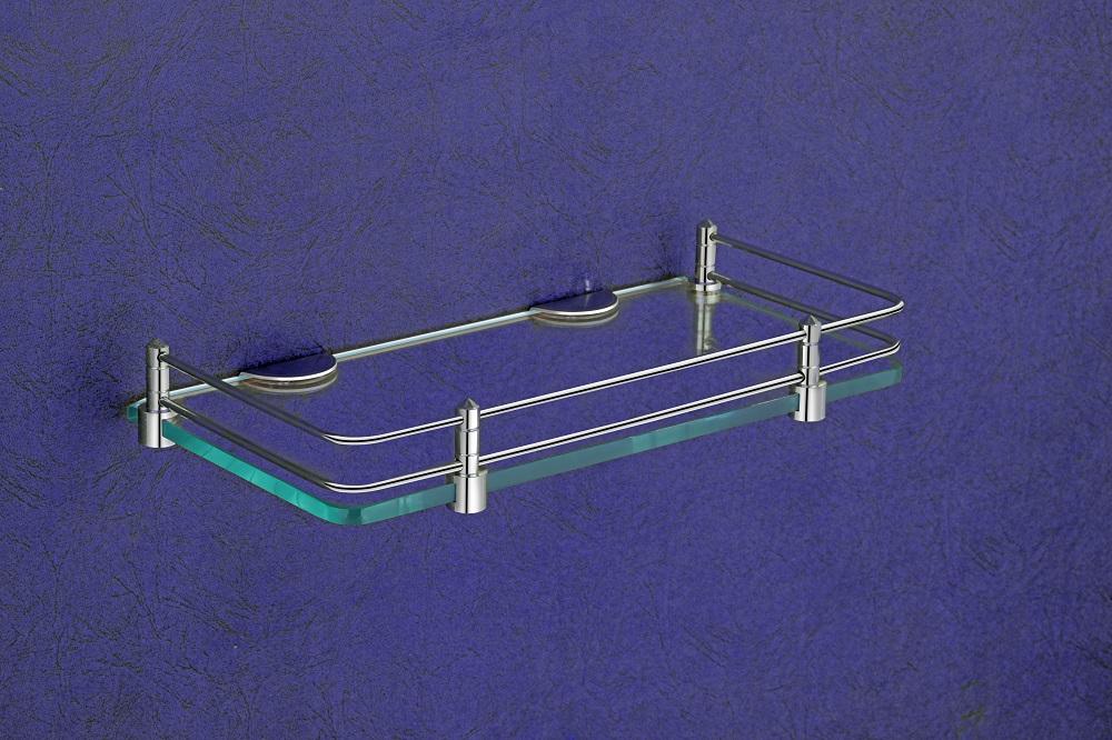 Glass Shelf (Clear Glass) <br> 6