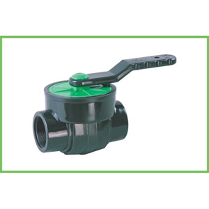 Single Piece Ball Valve