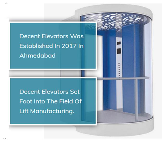 Elevator Parts Manufacturer From Ahmedabad – Dekor