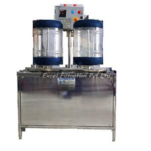 Semi Automatic Jar Washing Machine