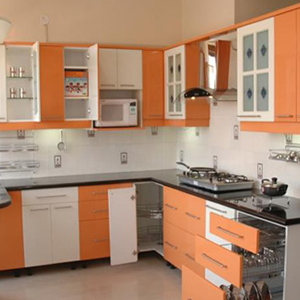 Modular kitchens manufacturers exporters suppliers in for Italian kitchen design india