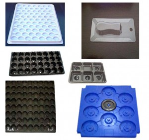 Auto parts Packing Tray