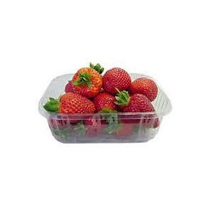 Strawberry packing tray