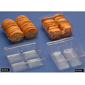 Biscuit Tray Packing