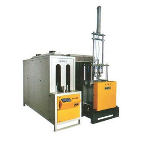Semi Automatic Pet Blow Machine