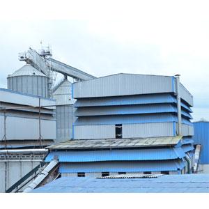 Flash Desolventisation Process plant