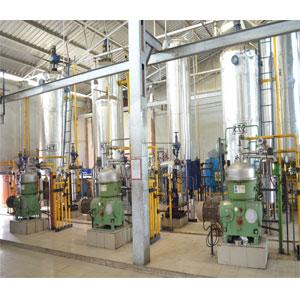 Edible Oil Degumming And Neutralization Plant